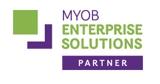 MYOB Enterprise Solutions Partner Logo